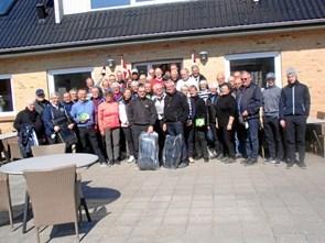 Præmier fordelt på golfbanen
