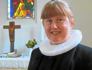 Anna Margrethe Saxild forlader storpastoratet