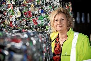 Flere flasker til genbrug