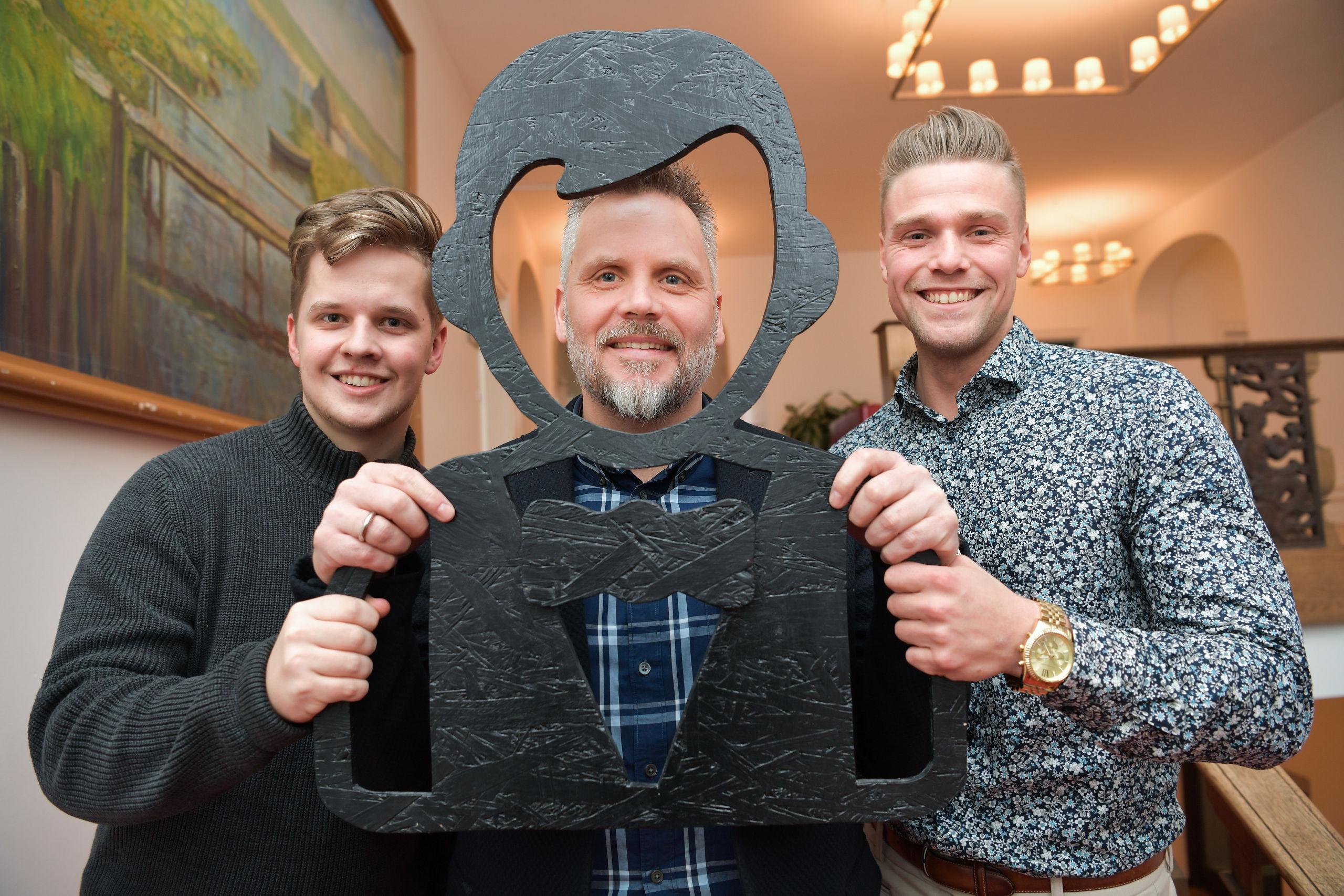 Startet i Aalborg: Waiteer vil indtage Norden