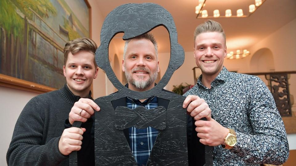 Drømmene er store hos Waiteer, der startede i Aalborg, og som meget vel kan blive meget større i fremtiden. Foto: Claus Søndberg