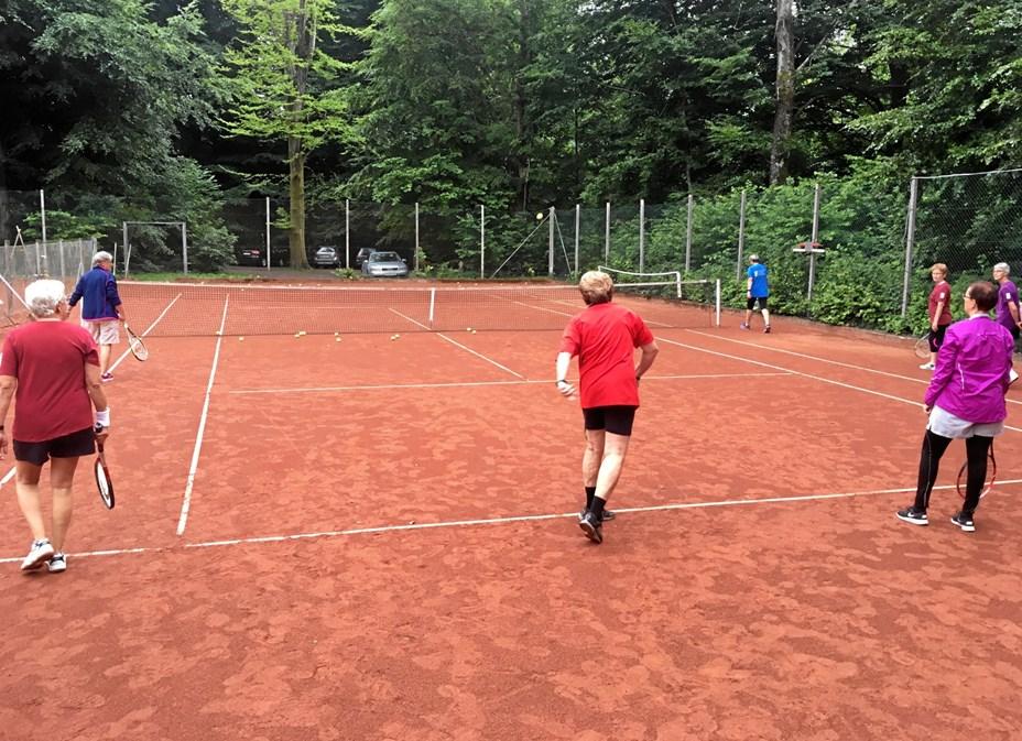 Nyt tennis introforløb
