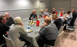 Årsmøde i foredragsforeningen i Valsgaard