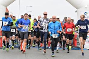 Klar til jubilæums-marathon