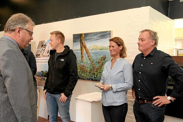Den tredje pris tilfaldt stuehuset på Vestergårdsvej 82 i Aabybro. Foto: Flemming Dahl Jensen