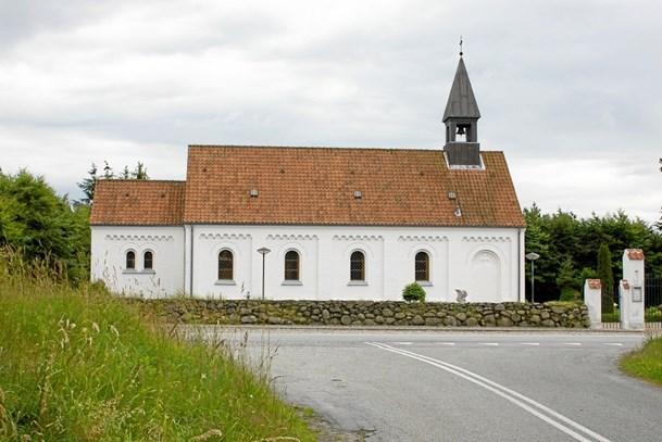 Workshop om kirken på landet
