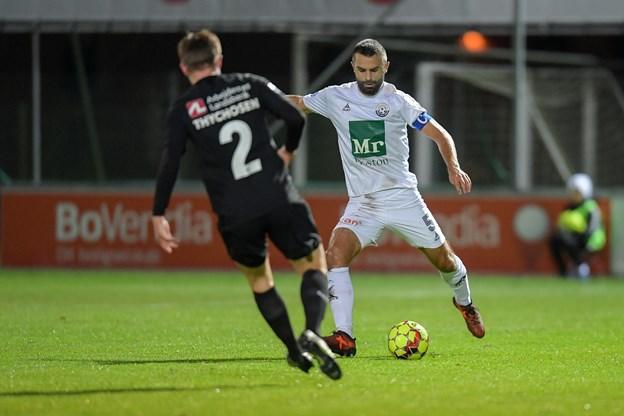 Vendsyssel FF spillede mod FC Nordsjælland i 3. runde af Sydbank Pokalen. Foto: Bente Poder
