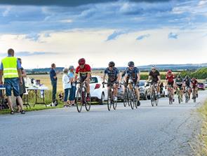 Cykelryttere svedte på Sennels Bakke