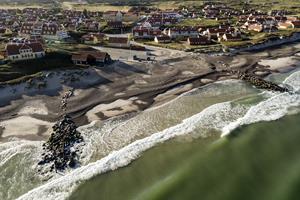 En god dag for Skagen: Ja til kystsikring