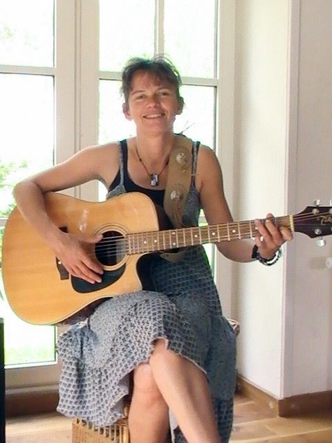 Petra Westra synger julen ind sammen med Per Iversen. Arkivfoto