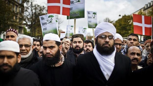 Skærpet retorik i DF-top: Stop muslimsk indvandring
