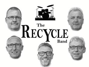 The Recycle Band spiller i Øster Hurup