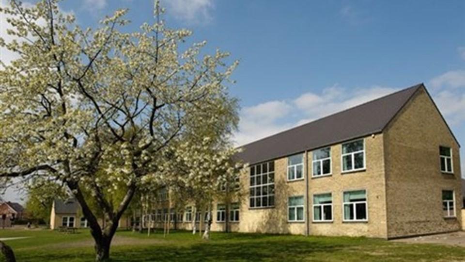 Med det ny Ejendomscenter er det slut med, at hver skole har sin pedel. Nu samles det hele centralt. Foto: Peter Broen