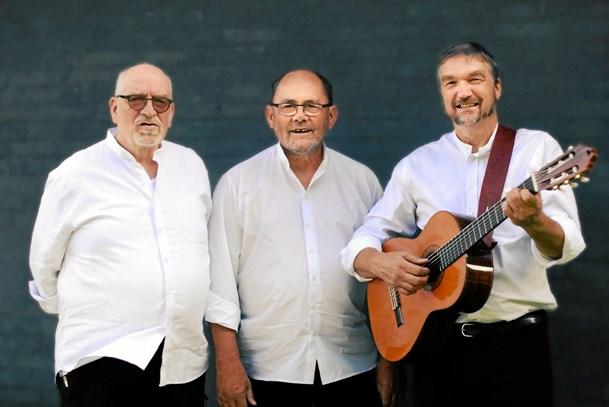 Trio bringer Benny Andersens værker til live