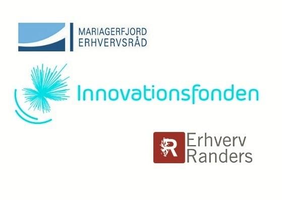 Arrangementet foregår hos Erhverv Randers.