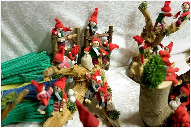 Alt udsolgt til julemarkedet i Hørby