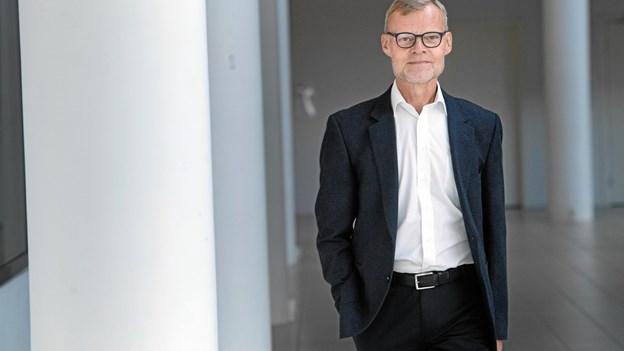AAU-rektor har søgt nyt job: - Jeg føler mig ikke klar til at gå på pension