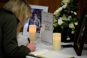 Kvinde anholdt i Nordirland efter drab på journalist