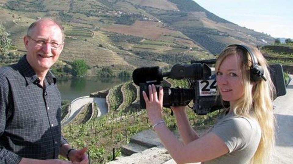 I øjeblikket kører en portvinsserie i Vin med la Cour på 24NORDJYSKE. Den er filmet af Mette Nielsen i Douro-dalen.