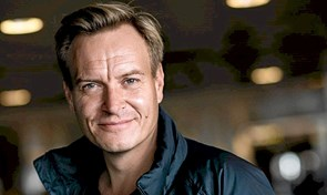 Foredrag med Rasmus Tantholdt