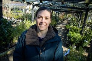 Margrethe designer andre folks haver: - Det er sundt at se ud på noget flot