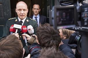 Forsvaret stritter hærchef sigtet for nepotisme ud