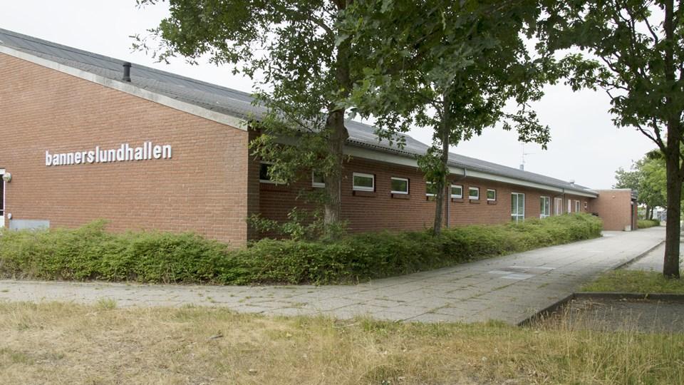 Der er møde om besparelser på foreningsområdet 22.maj i Bannerslundhallen. Arkivfoto: Kurt Bering.