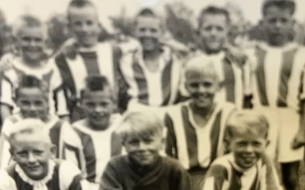 Sådan så de ud i yngre udgave - i hvert fald nogle af dem.