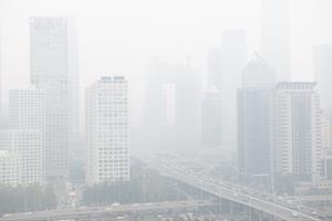 Beijing er på vej ud af liste over 200 mest forurenede byer