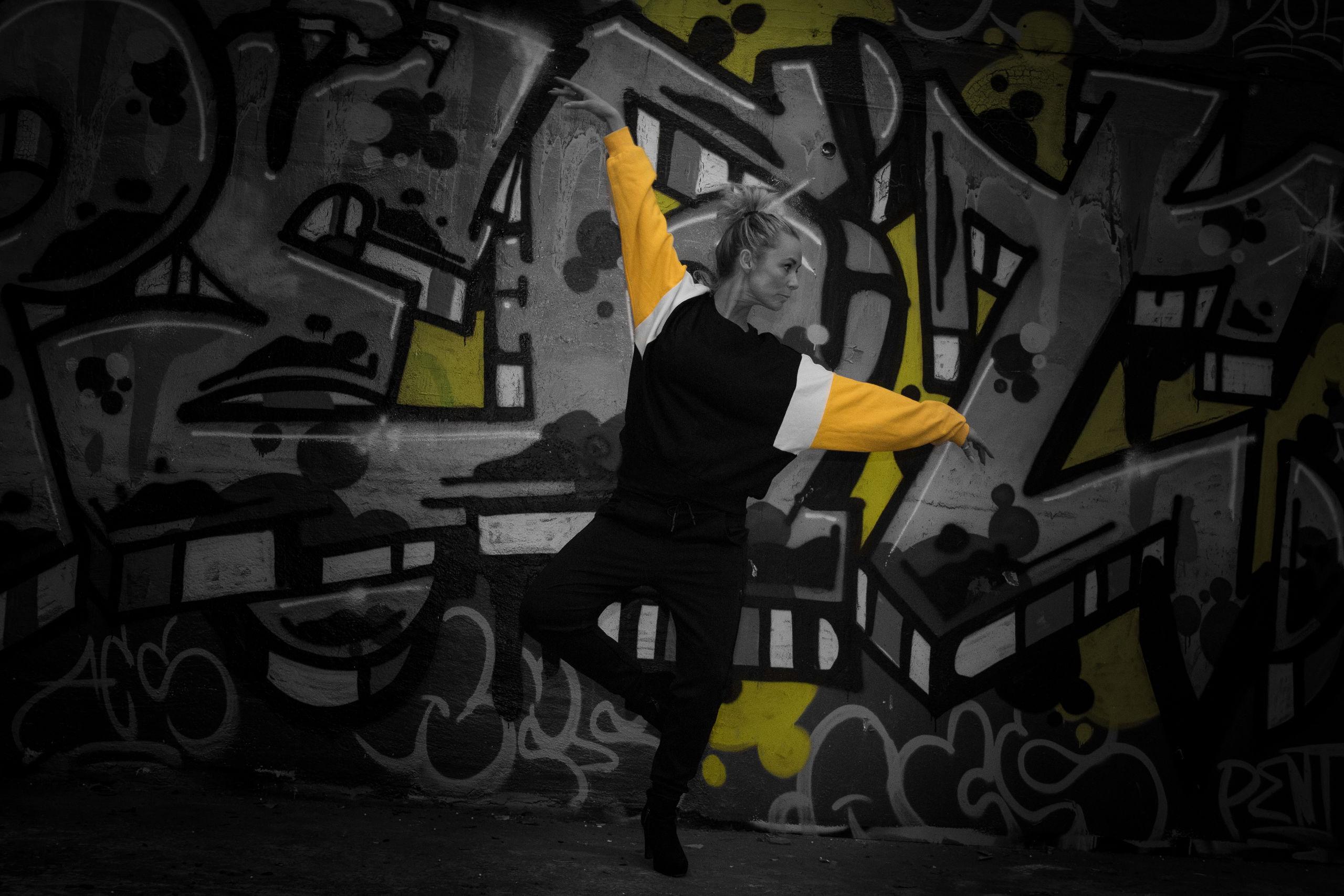 Let på tå: Danseskolen er online