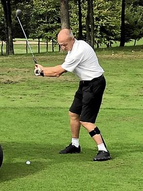 Erik beviste, at golf gavner