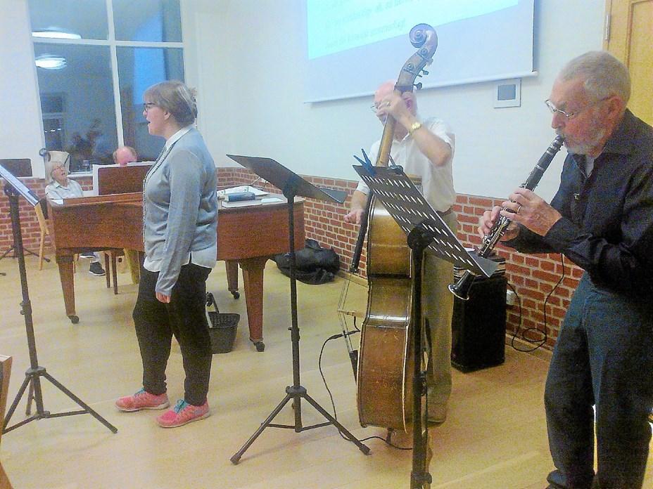 Vellykket sangaften i sognegård gentages
