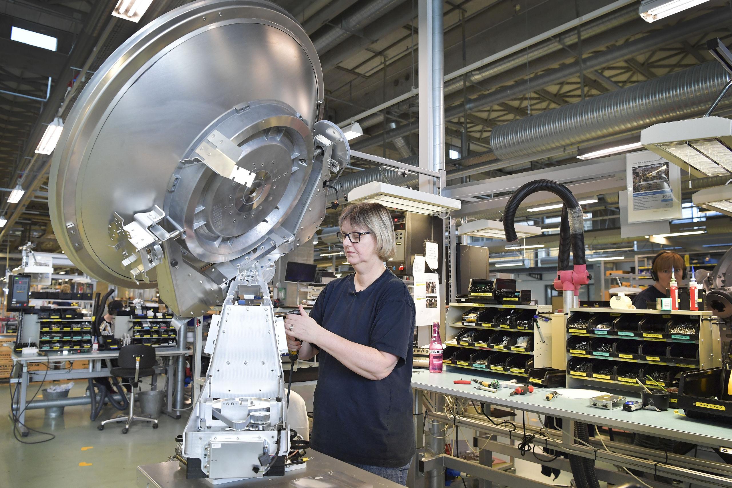 Så kom robotten: Sådan sikrer syv ansatte i Pandrup deres job