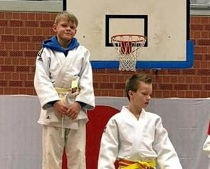 Judokæmpere på tur til Tyskland