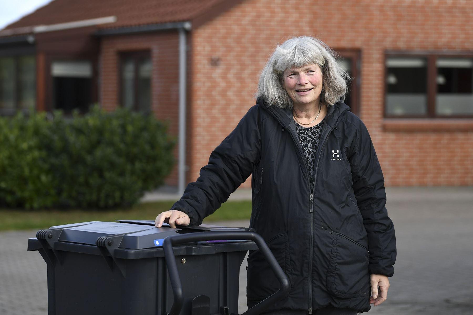 Hjørring Kommune forsøger at løse udfordringer med adgang til nye skraldespande