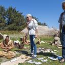 Besøgstal over alle forventninger: Stenalderfestival i Ertebølle en bragende succes
