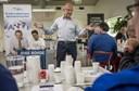 Efter 15 år: Ole Christensen fra Brovst siger farvel til EU