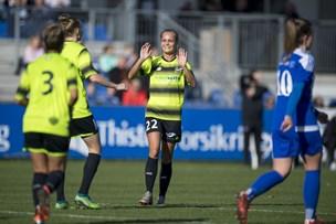Fortuna spadserede videre til semifinalen