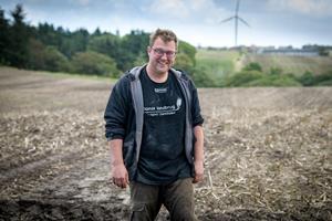 Niels bag unikt koncept: Vil producere gin af hvede fra egen mark