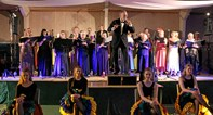 Nytårskoncert i Øster Hurup Multihus