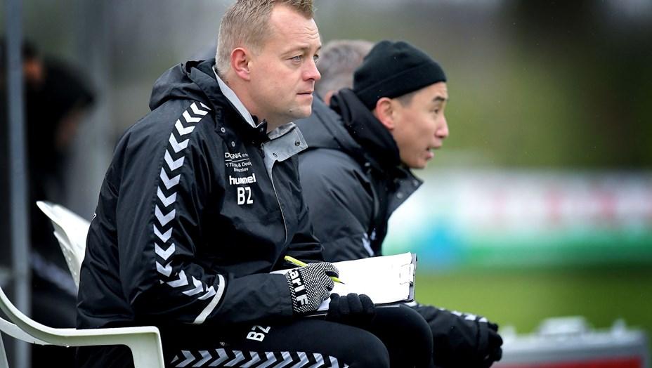 Jammerbugt FC henter ny keeper