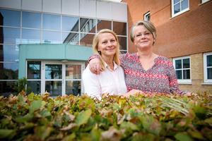 Farvel ledighed: Dorthe og Gitte fik job i SKAT
