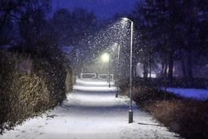 Vejret i weekenden: Kulde og sne