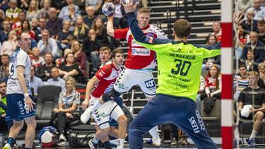 Rødt chok: Aalborg nakkede de tyske mestre