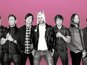Arrangør: Kom i god tid til Maroon 5-koncert
