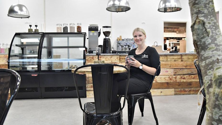 Nyt spisested åbner i Metropol onsdag