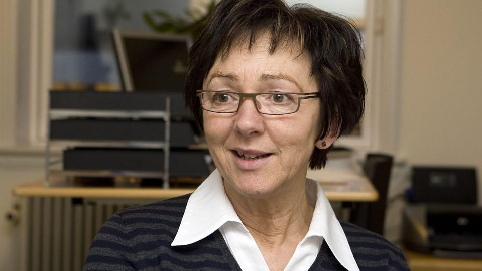 Benthe Kilt: - Fordi man ikke får løn, er man bestemt ikke værdiløs.