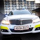 Indbrudstyve stjal nøgle og BMW