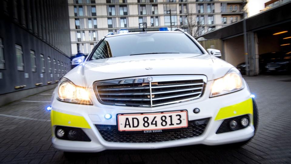 Politiet søger vidner efter bilnøgler og bil er blevet stjålet. Foto: Arkivfoto