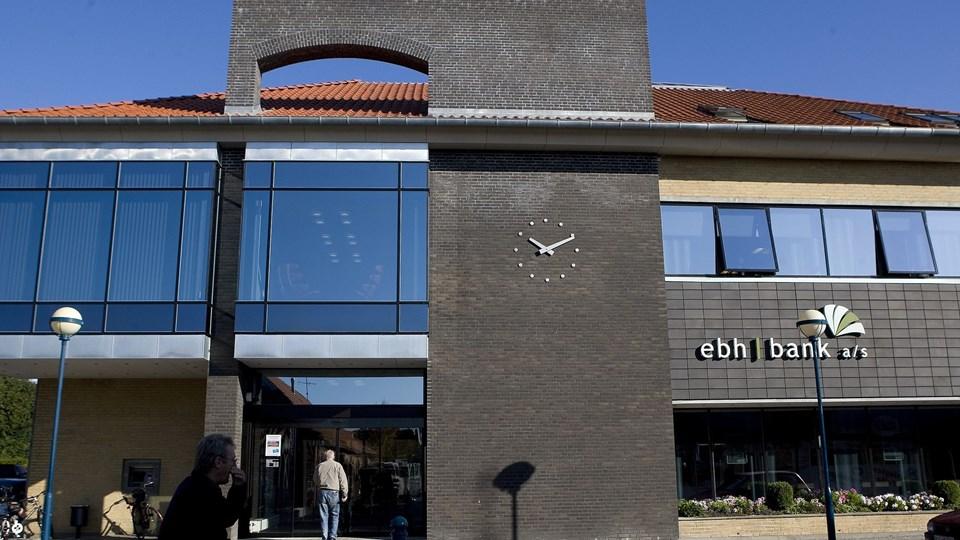 """Lotte Dueholm ville ikke lægge navn til, at ebh banks udlån var af """"særdeles god validitet"""". Arkivfoto: Grete Dahl"""